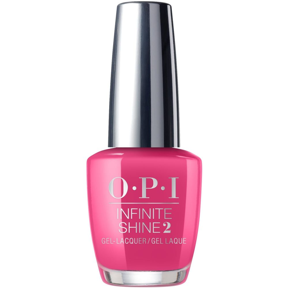 OPI Infinite Shine - Cha-Ching Cherry